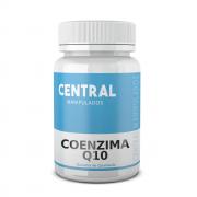 Coenzima Q10 - Ubiquinona - 50mg - 30 cápsulas - Antioxidante