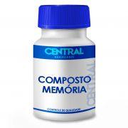KIT Composto Memória Inositol 250mg + Colina 250mg 60 cápsulas