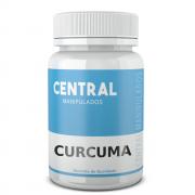 Curcuma Longa 500mg - 60 cápsulas - Antioxidante, Anti-Inflamatório, Anti-Reumático