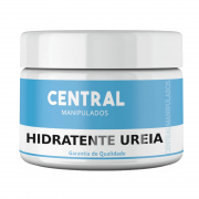 Uréia 20% - Creme 100g - Hidratação profunda, maciez e suavidade, reforçar a barreira cutânea