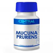 Mucuna Pruriens - Afrodisíaco, aumenta a testosterona - 400mg - 60 cápsulas