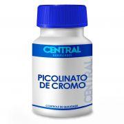 Picolinato de Cromo 350mcg 120 cápsulas