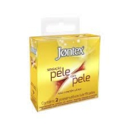 PRES JONTEX PELE COM PELE 2UN
