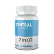 Zinco Quelato 30mg - 120 cápsulas - Suplemento Mineral