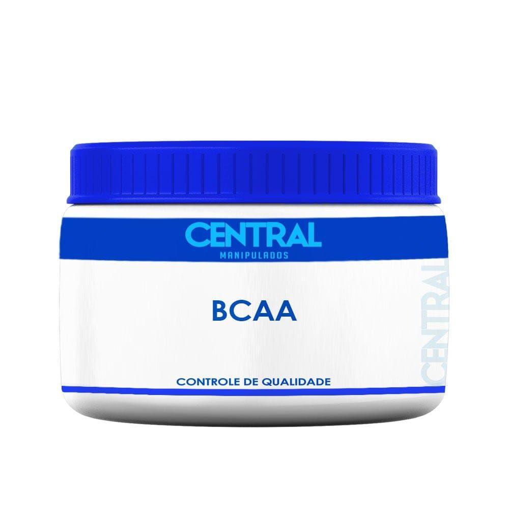 BCAA 3:1:1 em pó - sabor laranja - 500g