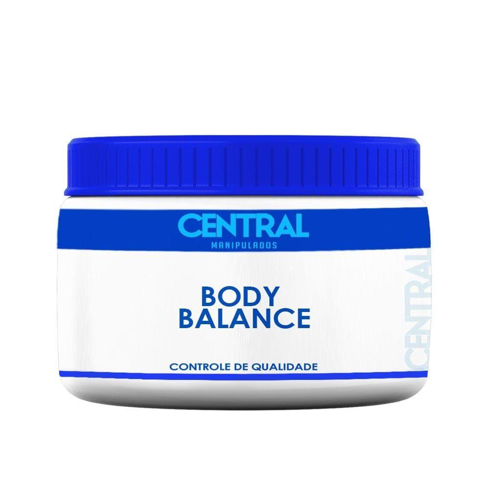 Body Balance em pó - sabor laranja