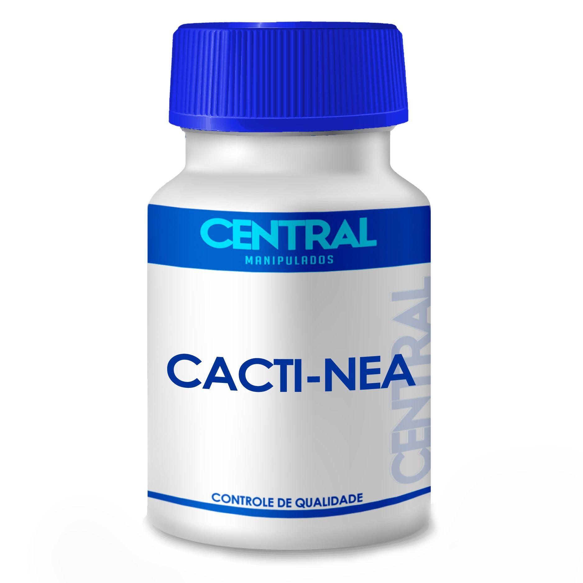 Cacti-Nea 500 mg 120 cápsulas