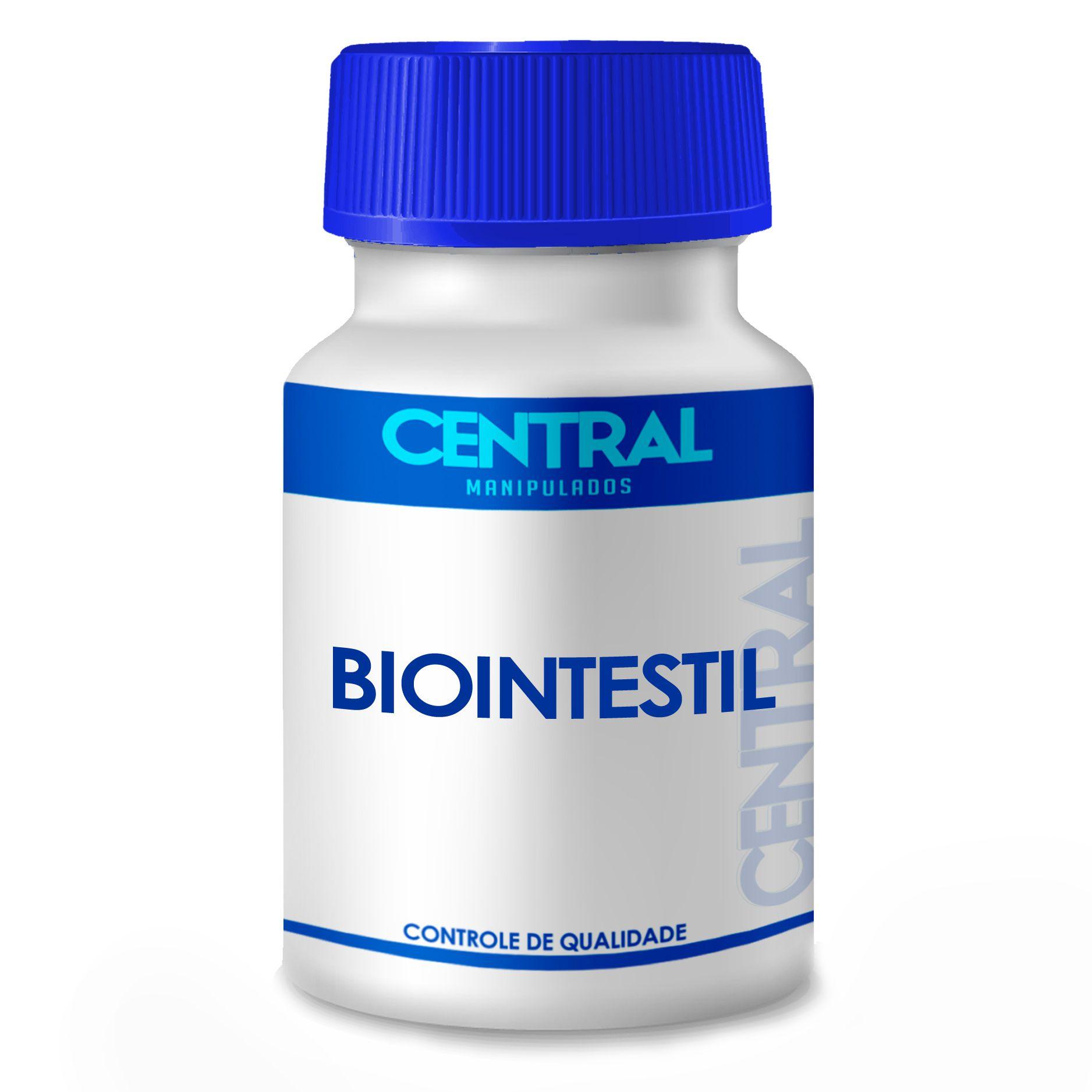 BIOINTESTIL - saúde digestiva - 600MG 60 cápsulas