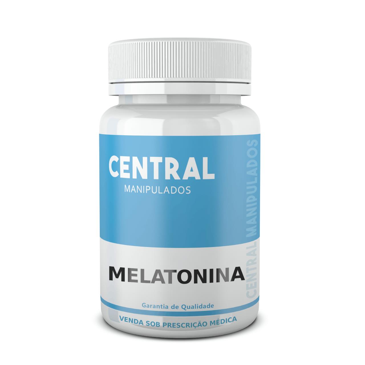 Melatonina - 3mg - 120 cápsulas