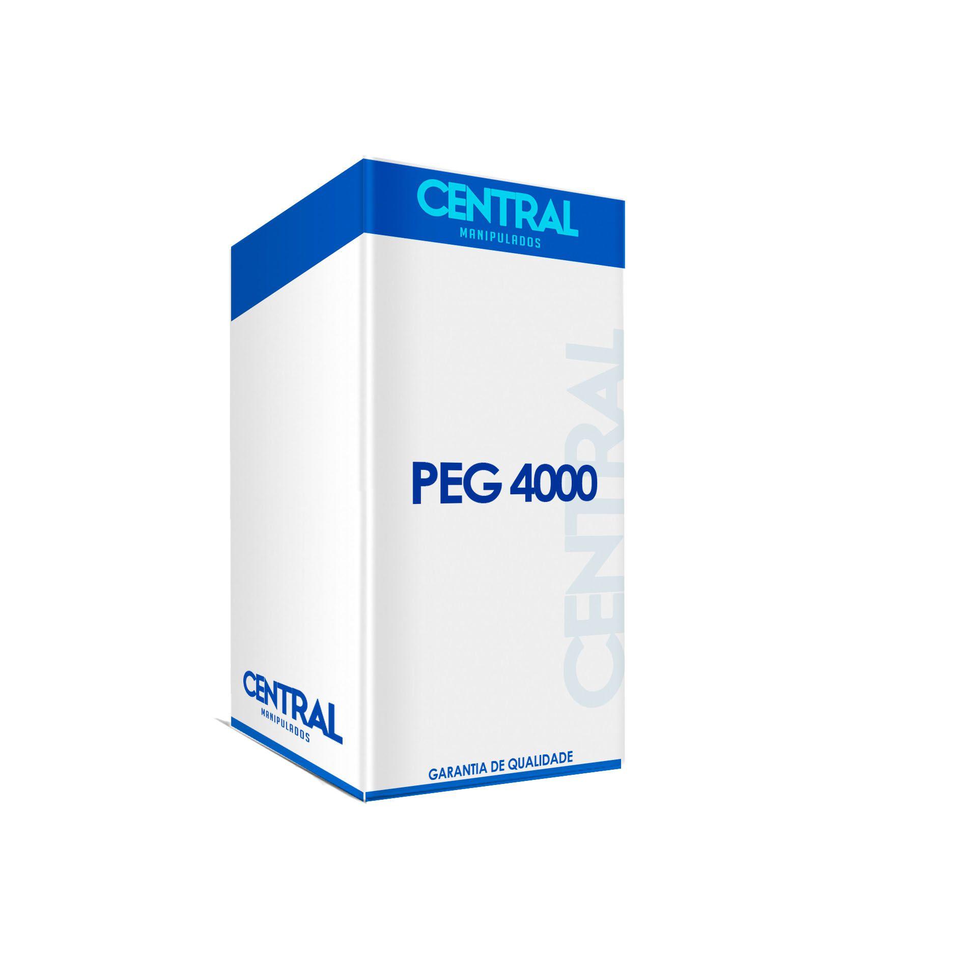 PEG - Saúde Intestinal - 4000 - 150g com 30 Doses