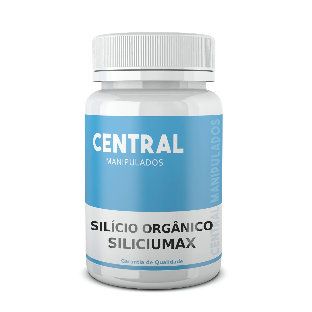 Silício Orgânico SiliciuMax® 300mg - 60 CÁPSULAS