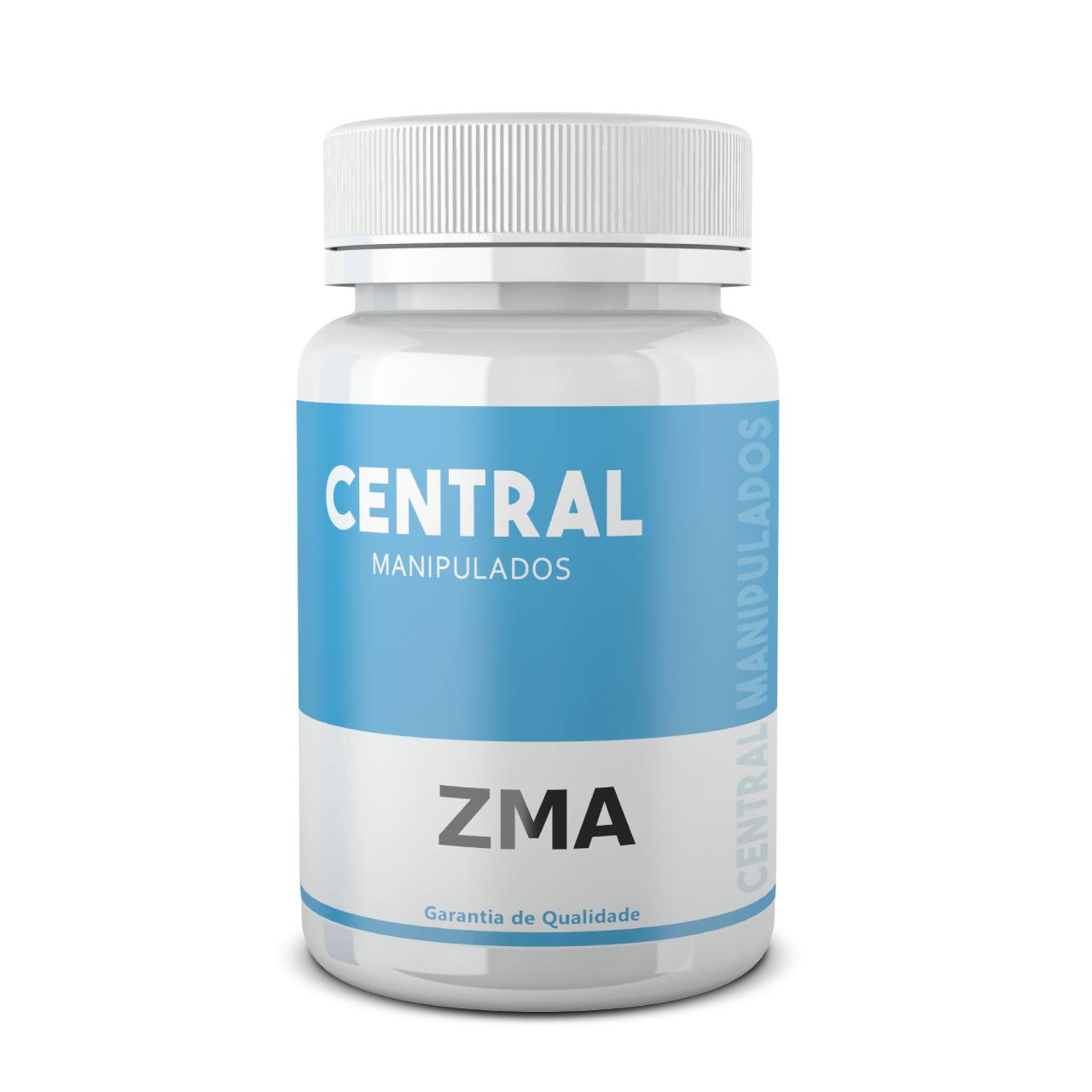 Suplemento de Zinco, Magnésio e Vitamina B6 - 90 cápsulas