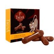 LÍNGUA DE GATO DE CHOCOLATE TNUVA - 100G