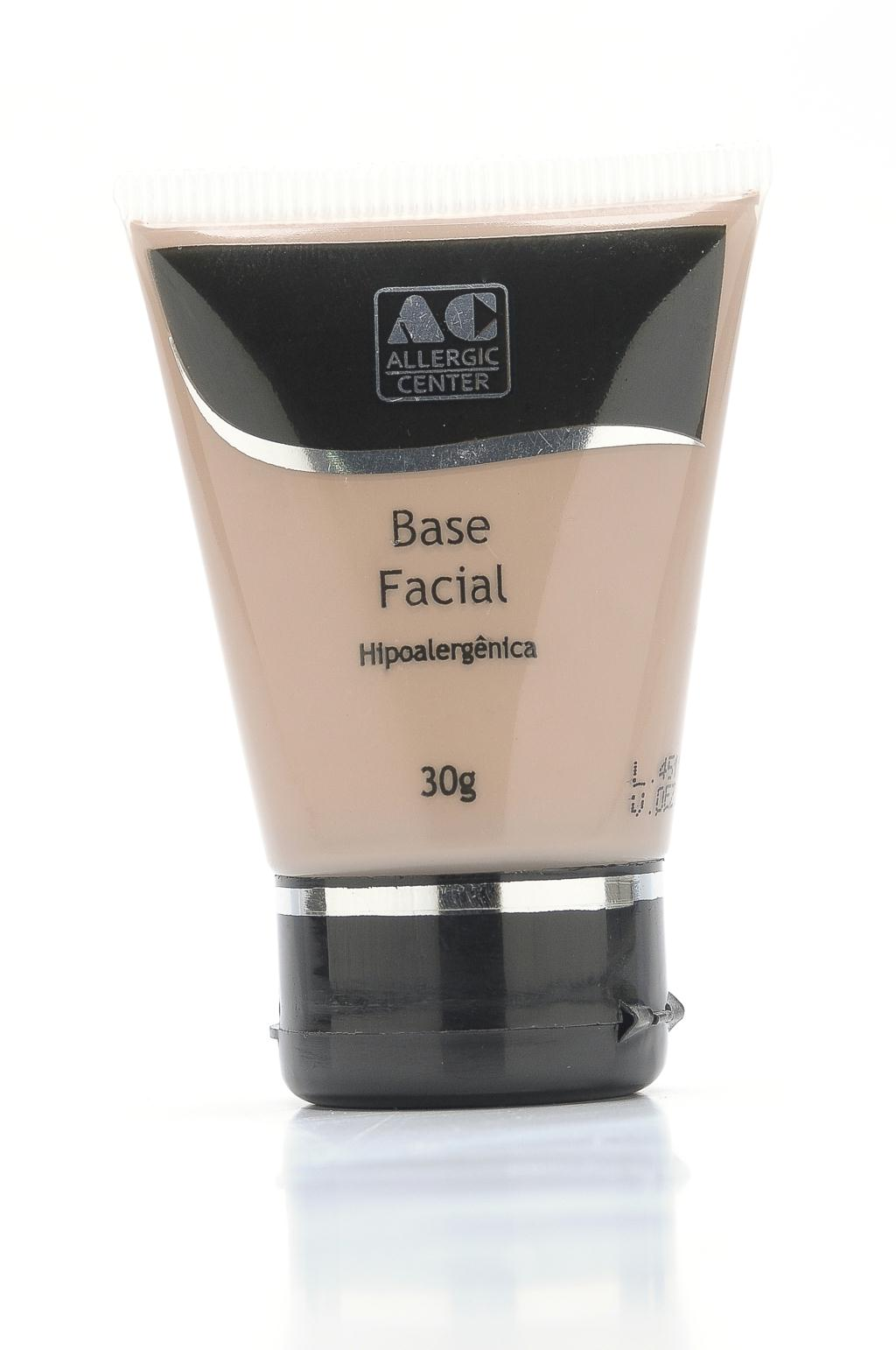Base Facial Hipoalergênico A.C.