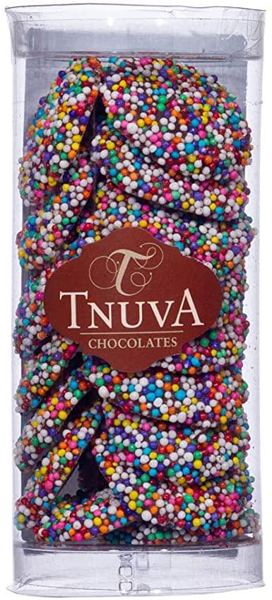 CHOCOLATE CONFETE TNUVA - 100G