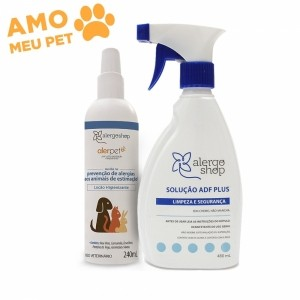 Kit Amo Meu Pet: ADF + Alerpet