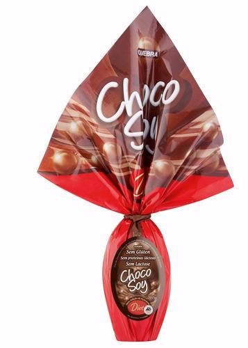 Ovo de Páscoa Choco Soy Diet 160G
