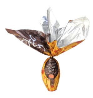 Ovo de Páscoa Choco Soy Tradicional 160G