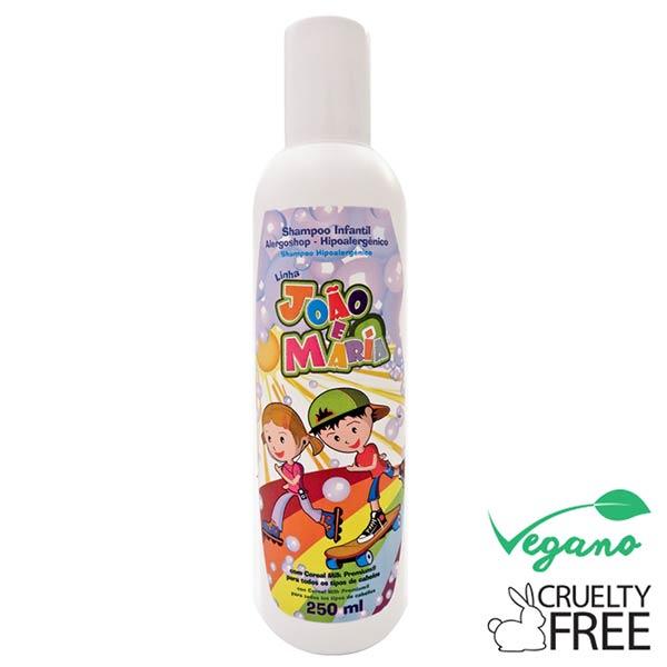 Shampoo Infantil Hipoalergênico João e Maria