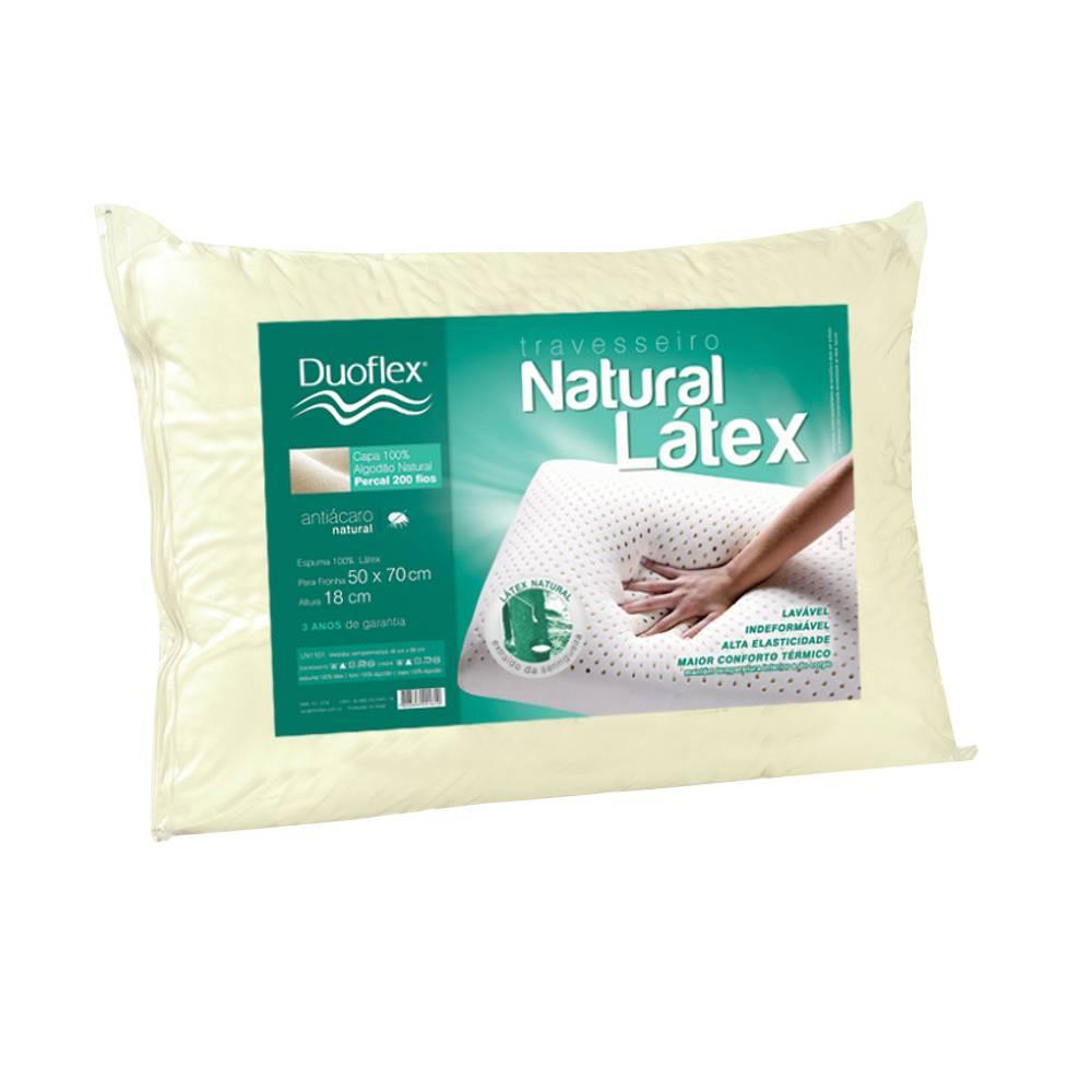 Travesseiro Natural Látex