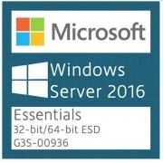 Windows Server 2016  Essentials