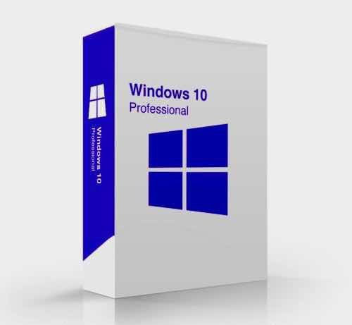 windows 10 pro 32/64 bit fpp