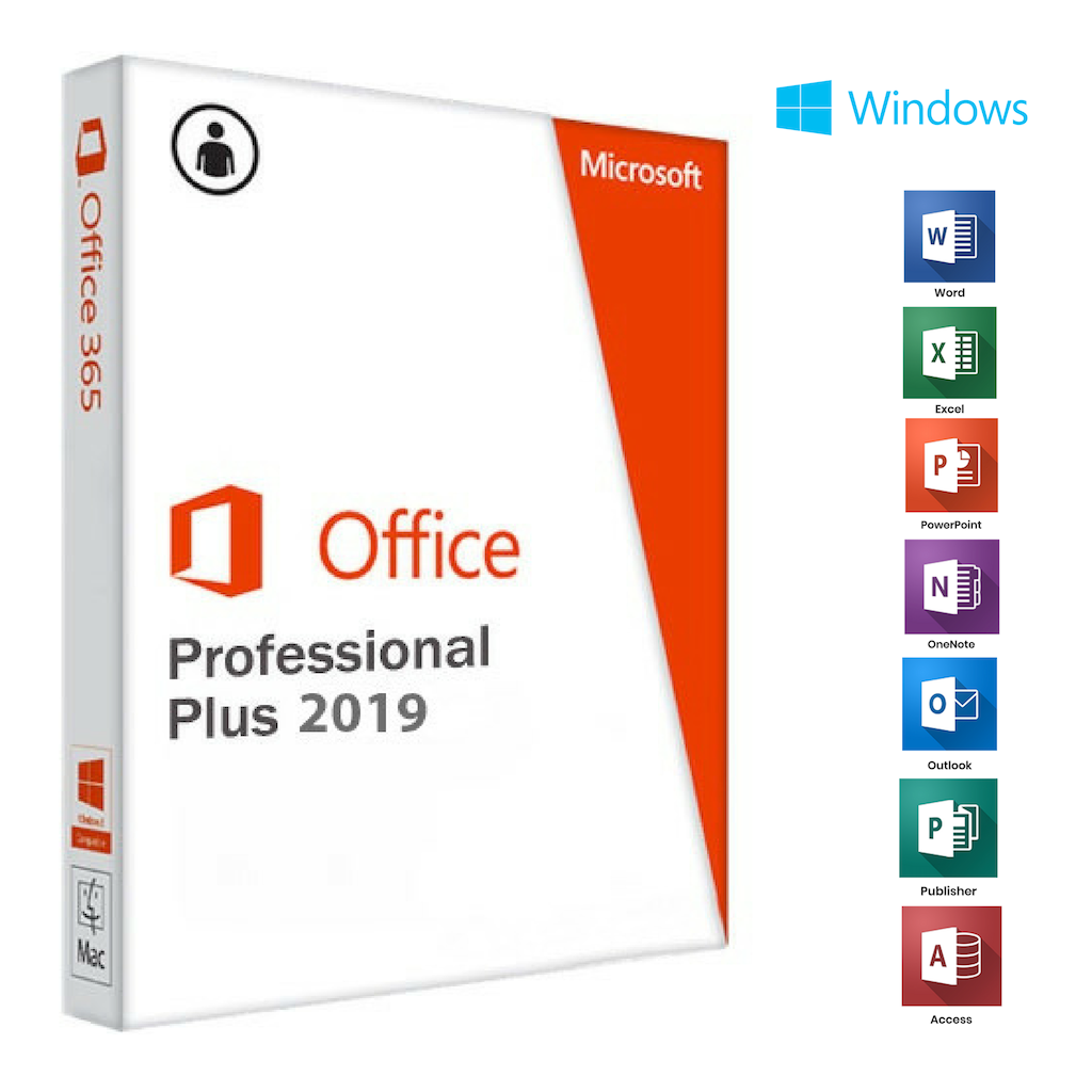 Office 2019 Professional Pt Br