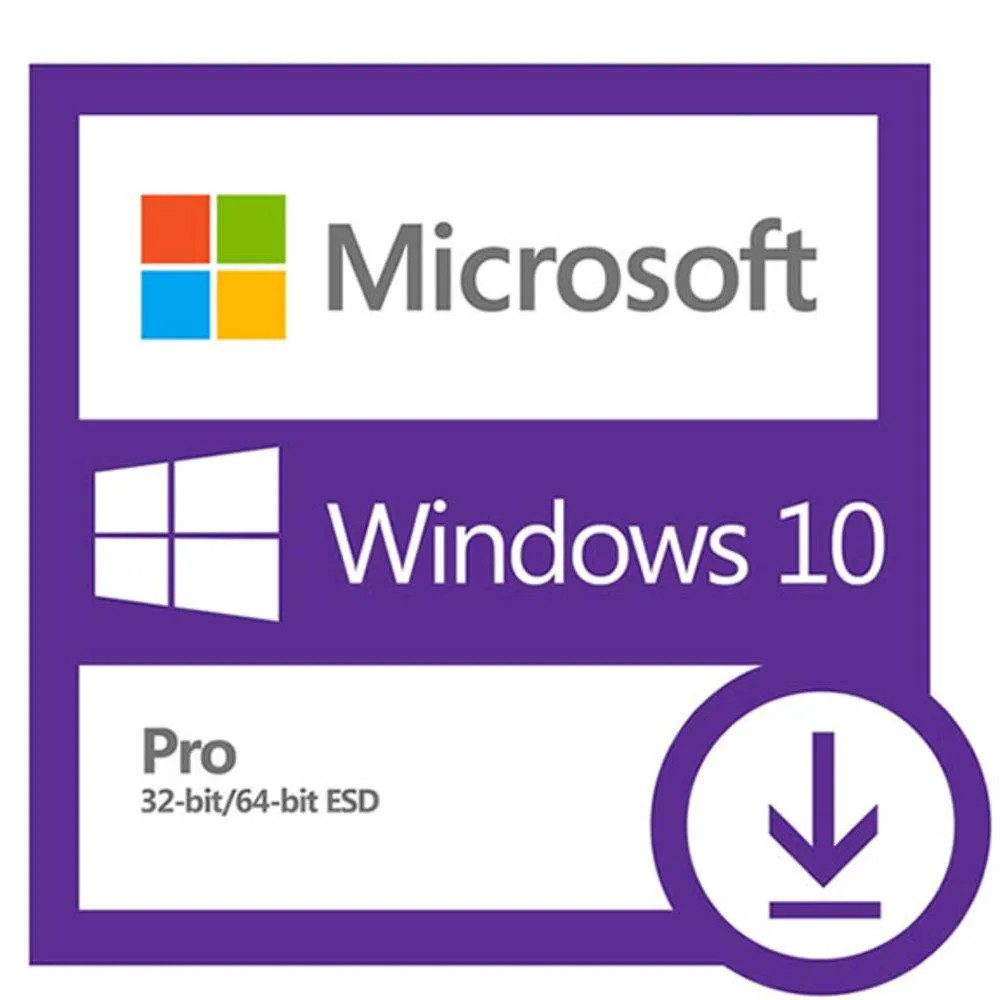 Windows 10 Pro ESD Retail Download