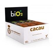 Bio2 7nuts Castanhas e  Cacau 12x 25g