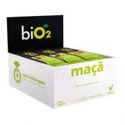 Bio2 7Nuts Castanhas e Maça 12x 25g Barra de Cereais