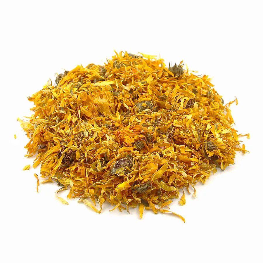 Chá de Calêndula (Calêndula Officinalis)