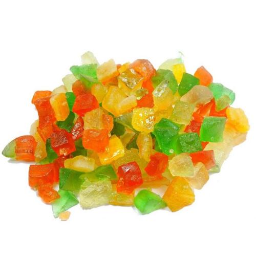 Frutas Cristalizadas