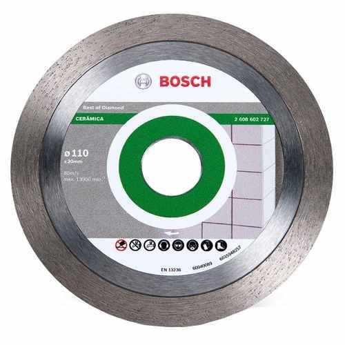 Disco Diamantado Cerâmica 110 X 20 Mm Bosch