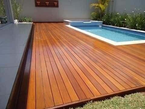 Verniz Madeira Deck Polideck Natural 900ml Sayerlack