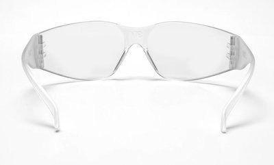 Óculos De Proteção Segurança Virtua 3m Lente Transparente Uv
