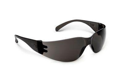 4d6b5bc40fa9a Óculos De Proteção Segurança Virtua 3m Lente Fume Uv