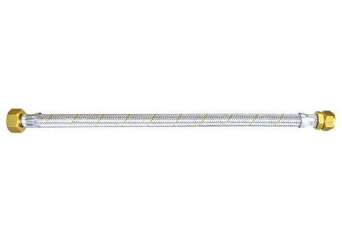 Engate Flexível Para Gás 1.50mts Com Adaptador Maqenge