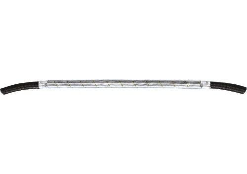Engate Flexível Para Gás 1,20 Mts Com Abraçadeira Maqenge