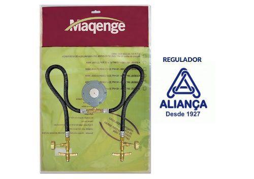 Conjunto Com Regulador 2p-13 Maqenge