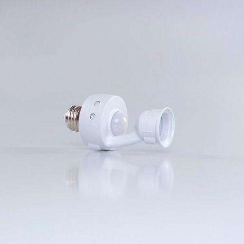 Sensor De Presença Interno C/ Bocal E27 Mpq-40f Margirius