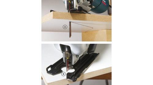 Kit 2 Serra Tico-tico Dualcut Corte Mdf Starrett 75mm Bu3dc