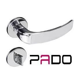 Fechadura Zamac Banheiro 40mm Copa Ros 962-80b Cr - Pado