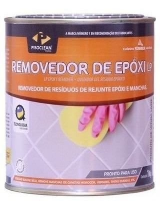 Removedor De Rejunte Epóxi E Acrílico 500g Pisoclean