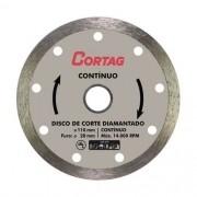 Disco Diamantado Continuo Cortag