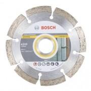 Disco Diamantado Universal Segmentado 110 X 20 Mm Bosch