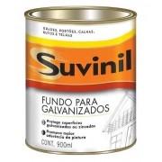Fundo Galvanizado E Zinco Suvinil 900ml Pintura Grade Calhas