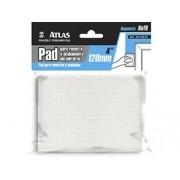 Kit 02 Refil Rolo Pad Recortes Em Pinturas Atlas At750/35
