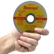 Disco Corte Fino Inox 4.1/2 X 1,0mm Esmerilhadeira Starrett