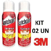 Kit 02 Scotchgard 3m Impermeabilizante De Tecidos Spray