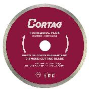 Disco De Corte Diamantado 200x25,4mm Zapp 200 E 1250 Cortag